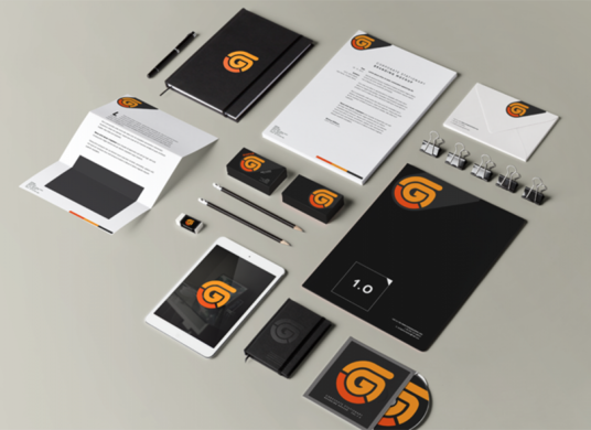 I will design complete business stationary