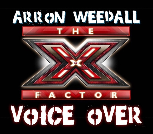 I will Record an X Factor UK style Voice over