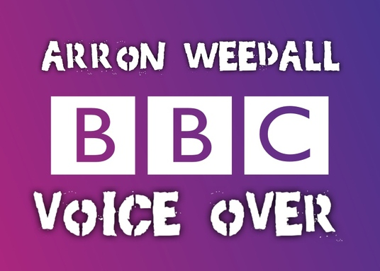 I will Be your BBC Style VoiceOver