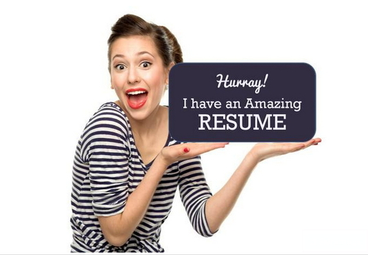 Rewrite and perfect your resume and cover letter for 20 actz – Perfect Your Resume
