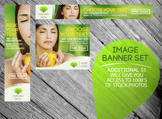 I will  design 3 animate   BANNER Ads