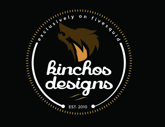 I will Design outstanding Vintage Logo With Many features