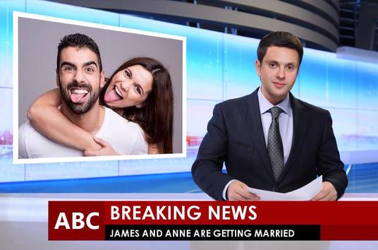 create a breaking news Image for your message,Image,Company Logo