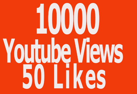 I will give 10000 USA related youtube views