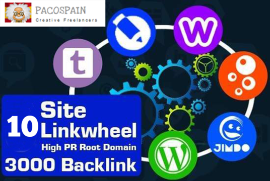 I will do SEO backlink service to your website blog or YouTube to rank on search engine