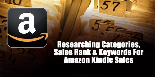 I will find profitable categories for kindle ebooks to boost sales
