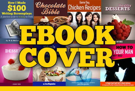 Design your Book , ebook cover
