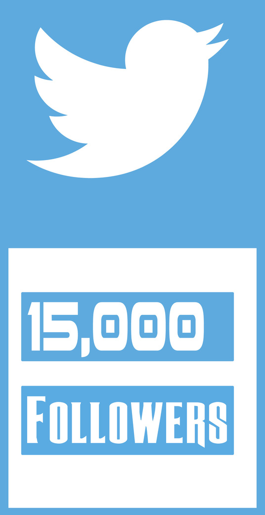 I will  Add 15,000+ Twitter Followers