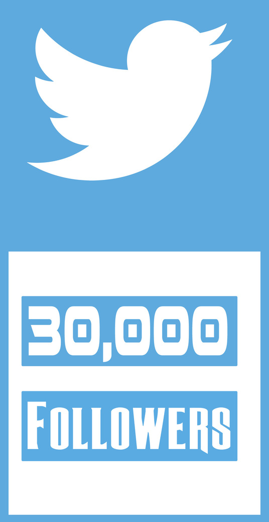 I will  Add 30,000+ Twitter Followers