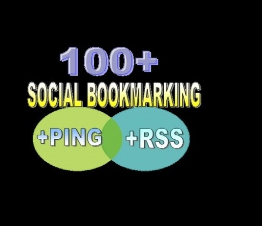 I will bookmark your link to 100 unique social bookmarking sites, ping + seolinks