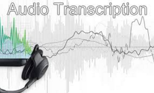 I will provide quality transcripts for any English audio or video of 15 minutes