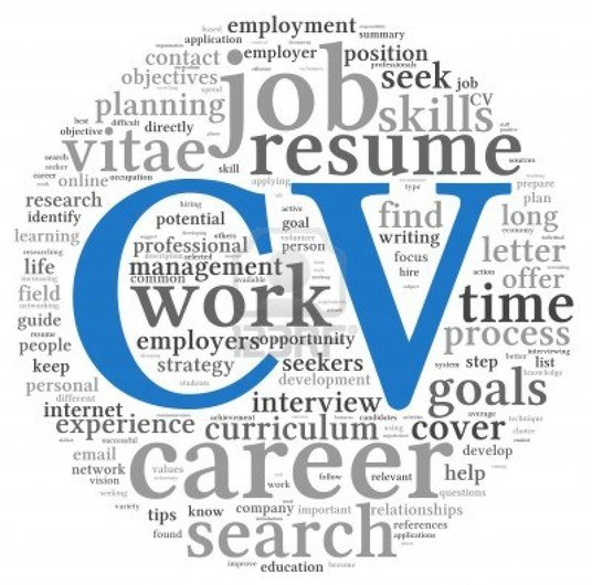 I will re-write or create a CV that will stand out to any industry that you specify!