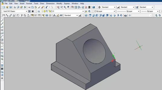 I will draw isometric /2D/ 3D object in autocad
