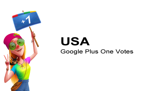 I will deliver 100 USA Google Plus One Votes