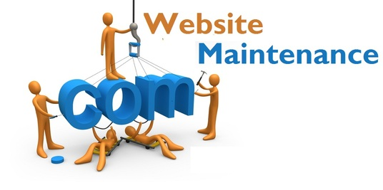 I will do website maintenance work