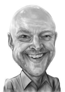 Draw a Professional Caricature from Your Photo
