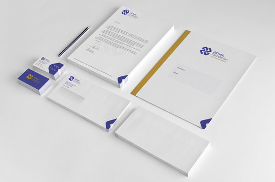 Design Stylish And Professional Letterhead For   Npdesigns