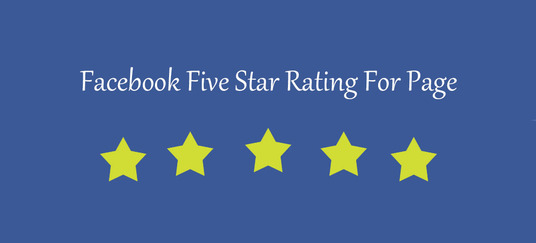 I will provide you, real 80 real USA facebook 5 star rating