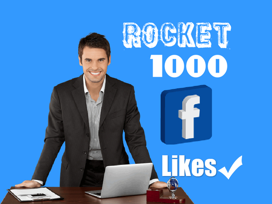 I will add 1000+ Facebook Likes or Profile Followers