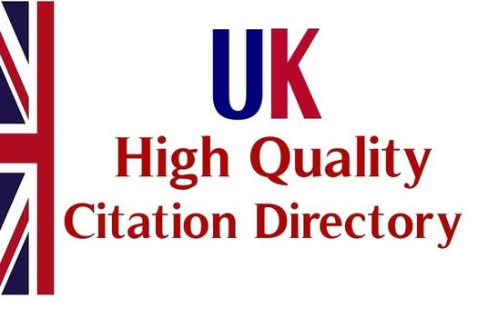 I will create 41 Local UK directory submissions or high pr uk Citations