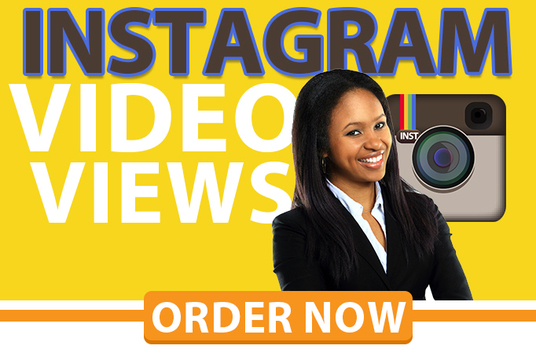 I will Provide you  3000 Instagram Video Views
