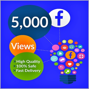 Add 5000 Facebook Video Views to increase your video reach