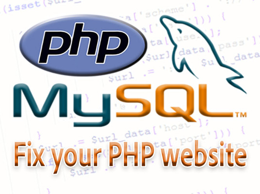 I will fix your PHP, mySQL, html, css website or script bugs