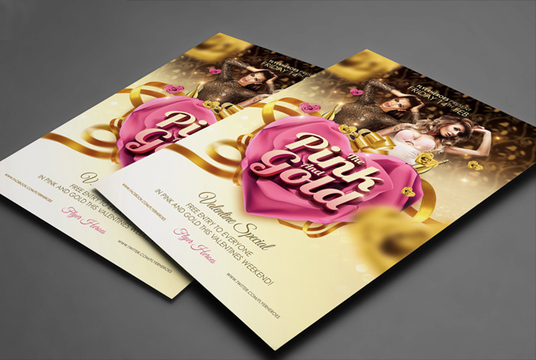 I will design professional flyer