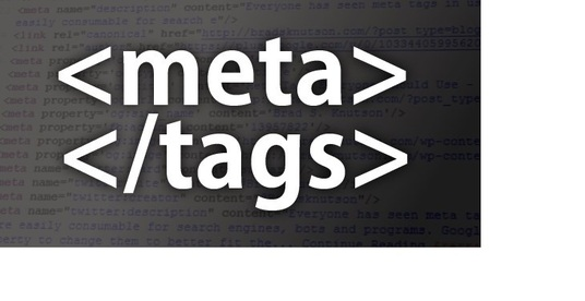 I will write keyword reach meta tags for 5 pages