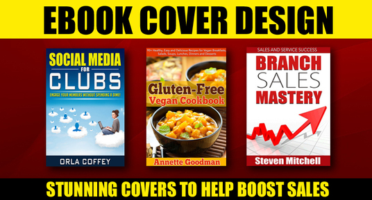 I will create an awesome cover page for your e-book