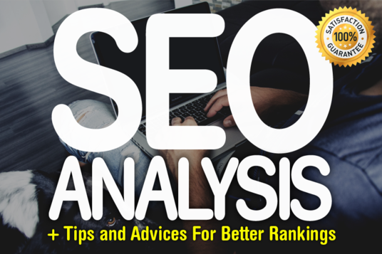 I will provide SEO analysis report and competitor website analysis