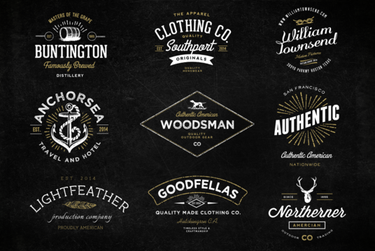 design Vintage Retro Hipster Logo for £5 : Crea8iveDesign - fivesquid