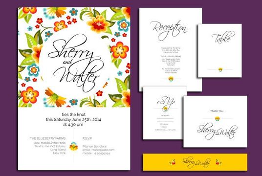 cccccc-design Beautiful invitation Card