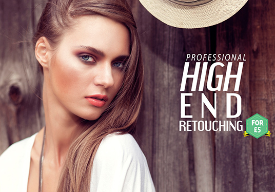 I will High-End Retouch Your 2 Photos