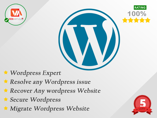 I will Fix Wordpress  errors