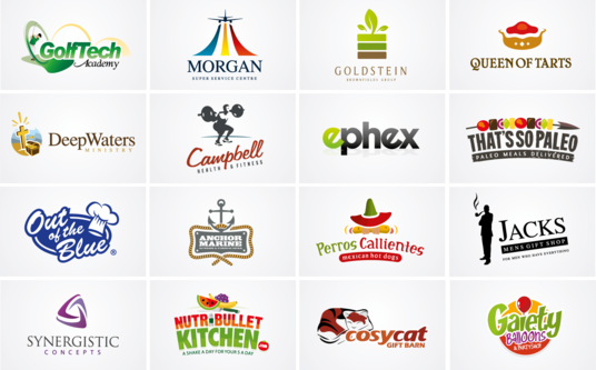I will design logo for your company