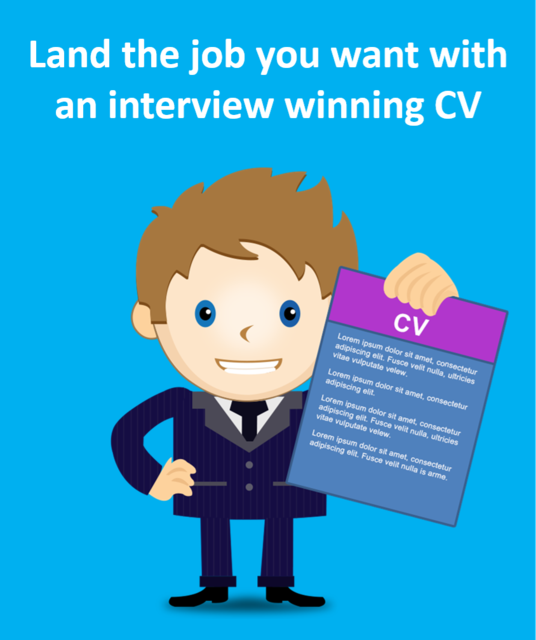 I will create from scratch an outstanding CV/Resume