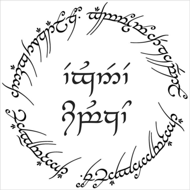 write your name in elvish Tengwar used to write quenya, qenya or high-elven, the most prominent language of the amanya branch of the elvish language family tolkien complied the qenya lexicon, his first list of elvish words, in 1915 at the age of 23 and continued to refine the language throughout his life.