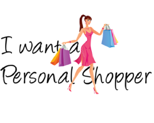 I will be your personal online shopper