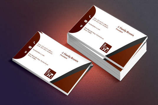 cccccc-design Professional Business card quickly