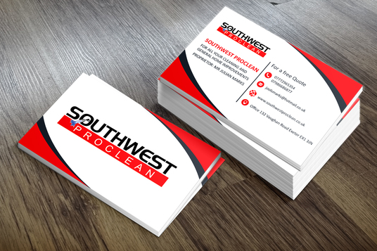 design Professional Business card quickly