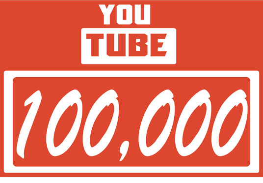 I will Give you 100,000 YouTube High Quality Views within few days