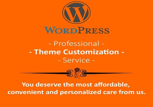 I will create professional Wordpress site in your business