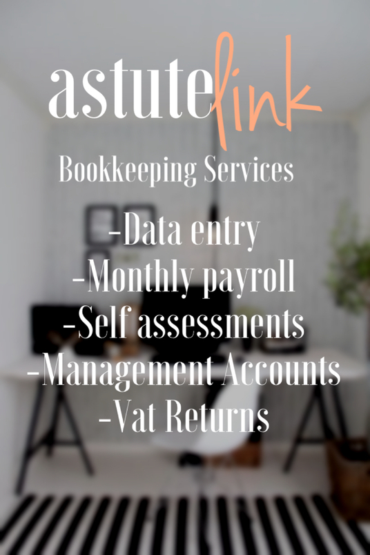 I will provide 4 hours of bookkeeping / data entry