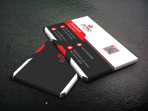 cccccc-design creative, corporate business card