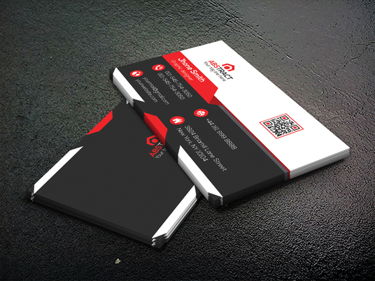 I will design creative, corporate business card