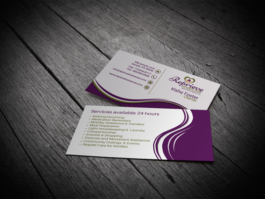 Design any 2 creative vector logos and deliver it with vector file i will design professional print ready business card with express delivery colourmoves