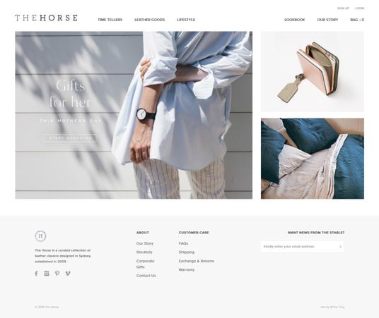 I will create or redesign your Squarespace website