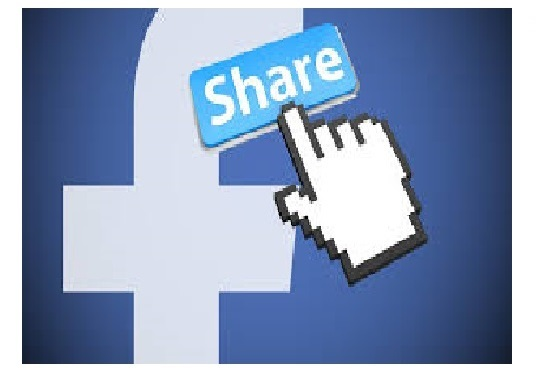 I will share your website URL on Facebook 35 times in 24H