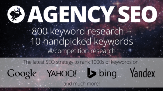I will  Keywords Research, get TRAFFIC with 300 keyphrases